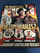 Total Film Magazine Issue 196 - August 2012