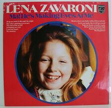LENA ZAVARONI MA!HE´S MAKING EYES AT ME -PHILIPS- (f565)