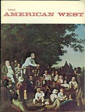 1968 The American West Magazine: Stump Political Speaking by George Bingham
