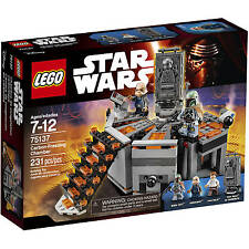 LEGO Star Wars 75137 Freezing Chamber w Boba Fett