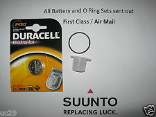 Duracell battery & O-ring Kit for Oceanic Veo 1,Veo 2,Veo 3 & VT Pro + grease