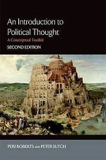 An Introduction to Political Thought by Peri Roberts, Peter Sutch (Paperback,...