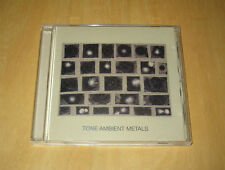 Tone - Ambient Metals CD mono godspeed you black emperor tarentel grails pelican