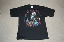Xena Warrior Princess T-Shirt Original MINT Black THE DEBT Jacqueline Kim Sz:XL