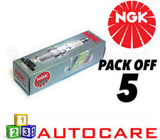 NGK Laser Platinum Spark Plug set - 5 Pack - Part Number: PFR6B No. 3500 5pk