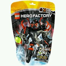 LEGO HERO FACTORY / 6222 CORE HUNTER /RARE RETIRED / BNIP NEW SEALED✔ FAST P&P✔