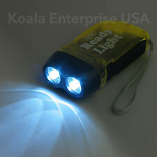 Mayday Ready Light Emergency Survival Bug Out Bag Prepper Doomsday Zombie SOS