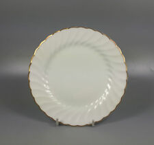 WEDGWOOD GOLD CHELSEA TEA / SIDE PLATE 17CM (PERFECT)