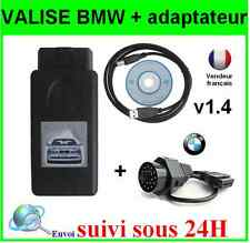VALISE DE DIAGNOSTIQUE BMW V1.4 OBD OBD2 OBDII - INTERFACE SCANNER K+DCAN