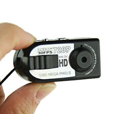 Mini Smallest Car Camera Camcorder Video Recorder DVR Spy Hidden Pinhole Web Cam