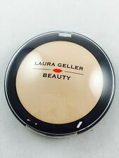 Laura Geller Baked Setting Powder LIGHT full size NEW $28