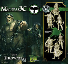 Malifaux Resurrectionist The Drowned box plastic Wyrd miniatures 32 mm new