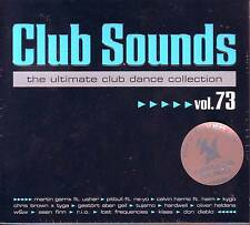 Club Sounds Vol.73 von Various Artists (2015) 3CD Neuware