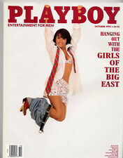 Playboy october 1992 ed.USA Tiffany Sloan