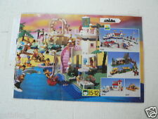 LEGO BROCHURE FLYER CATALOG TOYS 1995 DUTCH 20 PAGES 084 COVER MISSING