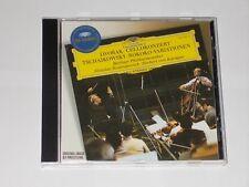 Dvorak/Tschaikowsky/Berliner Philharmonic/Herbert Von Karajan. Undated CD Album.