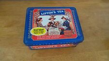 Limited Edition: LIPTON'S Nostalgic TEA Tin Collection Decorative - Series # 401