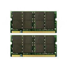 2GB 2 X 1GB Dell Latitude D600 Memory DDR SODIMM RAM