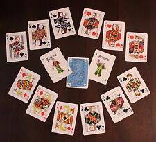 Game of Thrones Playing Cards - Deck of 54 - Hand Drawn Cards - Map - Gift