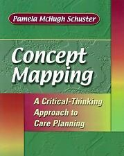 Concept Mapping: A Critical- Thinking Approach to Care Planning, Schuster, Pamel