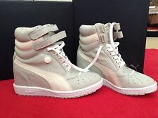 Puma Sneaker Wedges Leather miharayasuhiro Size 7.5 NIB