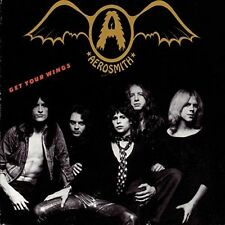 AEROSMITH - GET YOUR WINGS - CD NEW SEALED