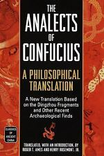 The Analects of Confucius : A Philosophical Translation, Trans. by Roger T. Ames