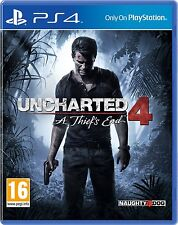 Uncharted 4: A Thief's End PS4 NEW DISPATCH TODAY ALL ORDERS BY 2PM