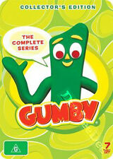 Gumby (Complete Series) NEW PAL/NTSC Cult 7-DVD Set Art Clokey Dal McKennon
