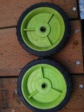 Poulan Weedeater AYP mower wheel set 431937X617