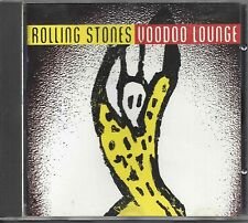 The Rolling Stones  ‎– Voodoo Lounge   cd