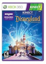 DISNEYLAND ADVENTURES KINECT XBOX 360! DISNEY WORLD FAMILY FUN! MICKEY MOUSE