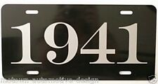 1941 YEAR LICENSE PLATE FITS CHEVY FORD CHRYSLER BUICK LASALLE CADILLAC DODGE