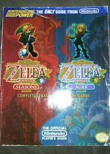 Legend of Zelda: Oracle of Seasons & Ages Strategy Guide