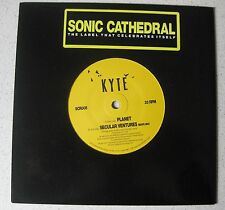 "KYTE - Planet / Secular Ventures 7"" LIMITED VINYL UK"