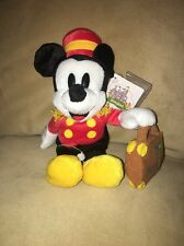 Disney Hollywood Tower of Terror Hotel Stuffed Mickey Bellhop - Pacific Case