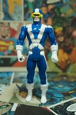 1991 Marvel Comics X-Men Toy Biz Cyclops (No Weapon and Paint Wear)