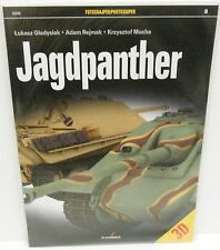 Kagero Photosniper 8 - Jagdpanther      108 Pages       Book        New