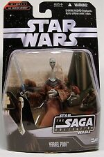 YARAEL POOF STAR WARS SAGA 69 THE PHANTOM MENACE ACTION FIGURE MOSC 2006 SOLO