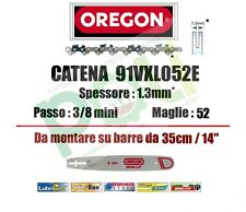 CATENA OREGON 91VXL052E 3/8 mini x 1,3 mm - 52 maglie
