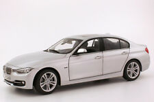 Model Car; BMW 3 Series (F30) Saloon 1:18 scale  Silver  80432212867