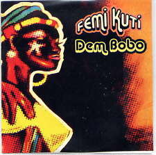 FEMI KUTI - rare CD Single - France - Acetate