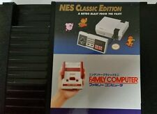 NES Classic Edition 154 games Nintendo Entertainment System  Mini