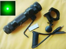 532nm green laser Green dot Beam sight outside adjust scope sight mount Powerful