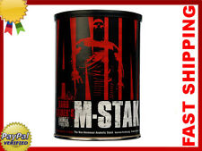 Universal Nutrition Animal M-STAK 21 PAK Anabolic Stack FREE SHIPPING WORLDWIDE