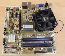 Socket LGA 755 ATX Motherboard with Core 2 Duo E8400 CPU