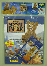 NEW Disney Brother Bear Collectable Sticker Pack Sticker Book Album