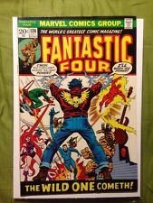 FANTASTIC FOUR #136 FNVF 1973 WILD ONE