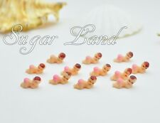50 Mini Babies Baby Shower Favors Pink Blue Party Decorations Girl Boy Crafts