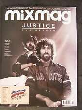 Mixmag October 2016 Justice Roman Flugel Noisia Dinky Glasgow Philipp Gorbachev